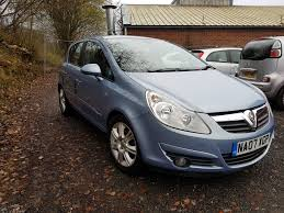 opel corsa 2007 2007 vauxhall corsa design 1364cc petrol manual 5 speed 5 door