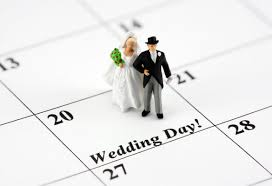 wedding date feng shui the choice of wedding date