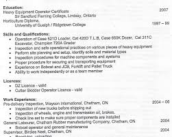 Job Resume Set Up by A Good Resume For Security Job Virtren Com