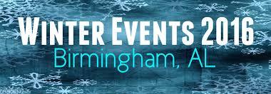 2016 winter events in birmingham alabama