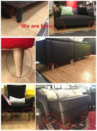 Plastic Feet For Outdoor Furniture by Modern Design Cone Type Plastic Abs Outdoor Furniture Feet With