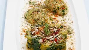 cuisiner des cardes quinoa au pesto de feuilles de blettes et cardes aux 4 épices