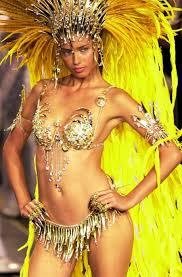 Brazilian Carnival Halloween Costumes Yellow Feather Costume Caribbean Carnival U0026 Festivals