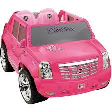 barbie jammin jeep power wheels barbie cadillac hybrid escalade custom edition hd