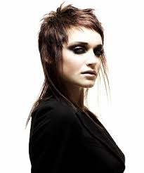 modern mullet hairstyles mullet hairstyle for ladies newest wodip com