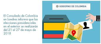consolato colombiano consulado de colombia en londres
