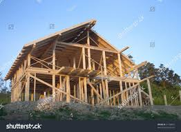 Frame A House by Frame House Stock Photo 31728073 Shutterstock