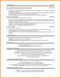 sample resume career summary best ideas of facilities administrator sample resume on job brilliant ideas of facilities administrator sample resume with summary sample