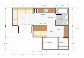 500 square feet apartment floor plan guest house plans 500 square feet unique small apartment floor plans