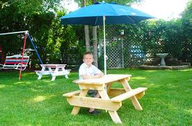 kids outdoor picnic table wooden pallet kids furniture how to make palette picnic table
