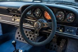 porsche 911 singer interior singer vehicle design earns goodwood festival of speed invite for