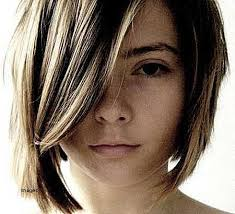 slightly longer in front hair cuts short hairstyles womens hairstyles long in front short in back