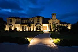 Landscape Light Design Allscape Architectual Lighting System Design