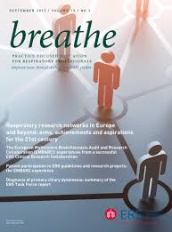 respiratory research networks in europe and beyond aims