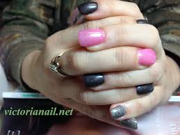 gel color over acrylic nails artificial nail gallery