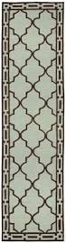 Trans Ocean Rugs Aqua Tufted Area Rug Sears