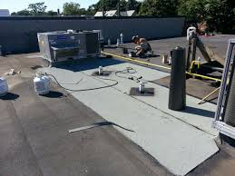 commercial flat roof repair services in toronto