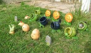 plants vs zombies lawn ornaments popsugar tech