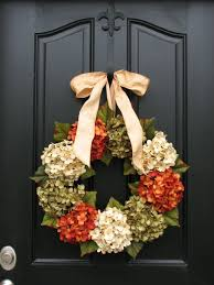 Shabby Chic Fall Decorating Ideas Epic Fall Wreaths For Front Door About Remodel Fabulous Home