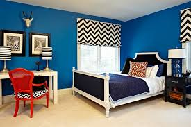 blue and red bedroom ideas 20 bold bedrooms in blue red and white colors home design lover