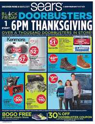 black friday store coupons sears black friday 2015 ad scans and sales slickguns gun deals