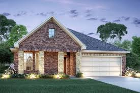 juniper ii plan at forest heights in alvin texas by k hovnanian