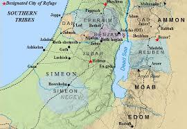 map ot map of palestine