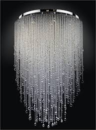 Large Chandelier A Small Version Of This With Strung And Or Christals For My