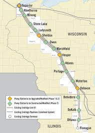 Wisconsin Illinois Map by Year In Review Snapshot Of Wisconsin Environmental News In 2015