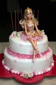 Ideas Of Barbie Birthday Cake For Girls Trends For Girls U0026 Womens