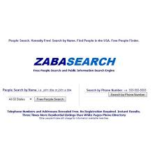 free finder usa web search engines pipl bizavo and more