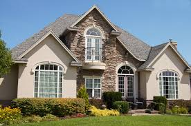 Pictures Of Stucco Homes by Stucco Maintenance To Help Prepare Your Home For Winter