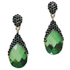 emerald earrings uk 23 best shades of green from www glitzyglamour co uk images on