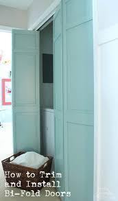 How To Install A Closet Door How To Trim Install Closet Doors Dremel Ultra Saw Review