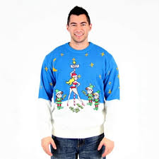 cheap funny ugly christmas sweaters beneconnoi