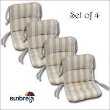 20 X 20 Outdoor Chair Cushions Beige Patio Cushions Foter