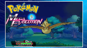pidgeot car shiny mega pidgeot evolution youtube