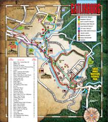 map attractions gatlinburg maps gatlinburg attractions things to do in