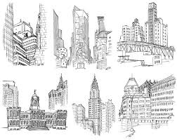 matteo pericoli postcards from new york 2005 2006