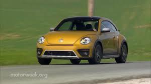 2016 volkswagen beetle dune review motorweek road test 2016 volkswagen beetle dune youtube
