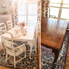 can i use chalk paint to paint my kitchen cabinets painting a dining room set with chalk paint the purple
