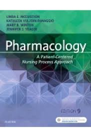test bank for pharmacology 9th edition by mccuistion for only 49 99