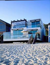 beach house in malibu california