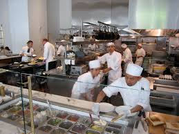 catch new york open kitchen on a busy night youtube intended for