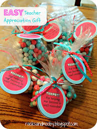 inexpensive and easy appreciation gifts
