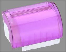 china hotel publicl toilet wholesale purple translucent