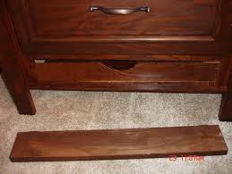 secret compartment below nightstand stashvault
