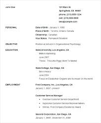 basic resume exles for highschool students resume basic technical skills exles template for high