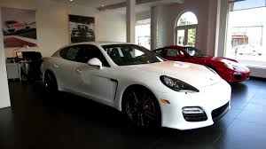 porsche panamera white 2013 porsche panamera gts white black leather with