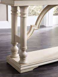 hooker furniture console table hooker furniture living room leesburg console table 5481 85002